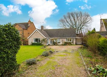 Thumbnail 4 bed detached bungalow for sale in Sleaford Road, Ruskington, Sleaford
