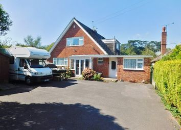 Thumbnail 4 bedroom detached bungalow for sale in Durrants Road, Rowland's Castle