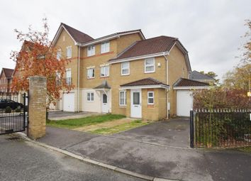 Thumbnail 3 bed flat to rent in Arklay Close, Hillingdon