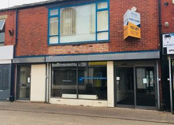 Thumbnail Retail premises to let in 13-15 Market Street, Earlestown, Newton-Le-Willows, Merseyside