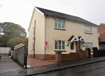 Thumbnail 2 bed semi-detached house for sale in Ty Isha House, Ty Isha Road, Tumble, Llanelli