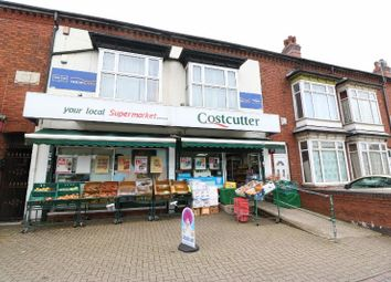 Thumbnail Commercial property for sale in Rookery Road, Birmingham, West Midlands