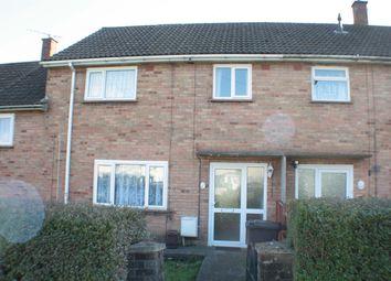 Thumbnail 3 bedroom terraced house for sale in Pawlett Walk, Hartcliffe, Bristol