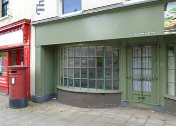 Retail premises to let in Market Place, Stoke-On-Trent, Staffordshire ST6
