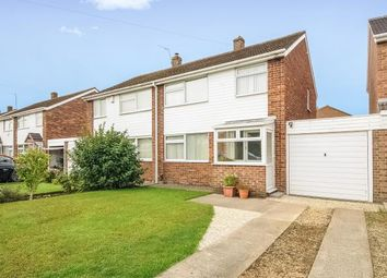Thumbnail 3 bed semi-detached house for sale in Marston, Oxford