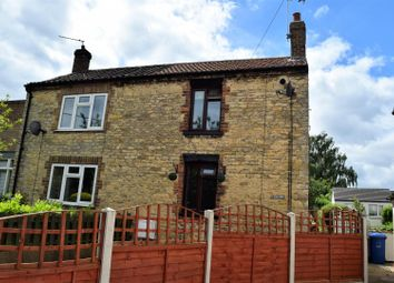 Thumbnail 2 bed cottage for sale in Silver Street, Waddingham, Gainsborough