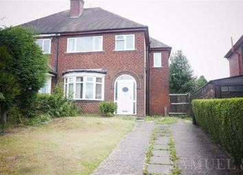 Thumbnail 3 bed semi-detached house to rent in Sedgley Road, Tipton