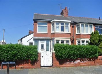 Thumbnail 3 bedroom end terrace house for sale in Ramsey Avenue, Blackpool