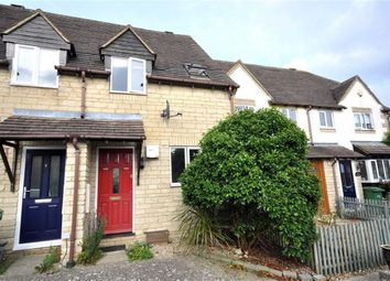 Thumbnail 2 bed terraced house for sale in Foxes Close, Chalford, Stroud