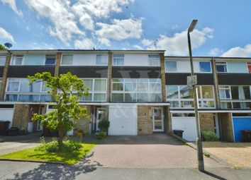 Thumbnail 4 bed town house to rent in St Johns Court, Beaumont Avenue, St. Albans