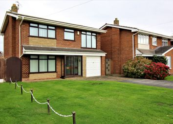 Thumbnail 4 bed detached house for sale in Formby Avenue, Fleetwood