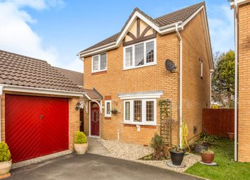 Thumbnail 3 bed detached house for sale in Cae Castell, Loughor, Swansea