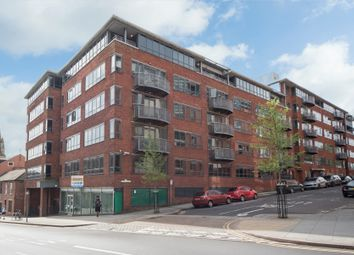 Thumbnail 2 bed flat for sale in Park Gate, Upper College Street, Nottingham