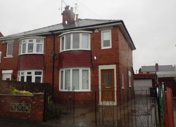 Thumbnail 3 bed semi-detached house to rent in Bedale Road, Scawsby, Doncaster