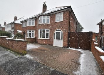 Thumbnail 3 bed semi-detached house for sale in Parkstone Road, Off Scraptoft Lane, Leicester