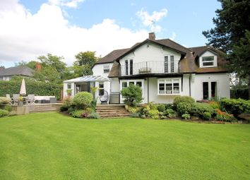Thumbnail 5 bed cottage for sale in Slade Lane, Mobberley, Knutsford