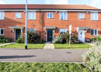 Thumbnail 2 bedroom terraced house for sale in Celandine View Soham, Ely, Cambridgeshire