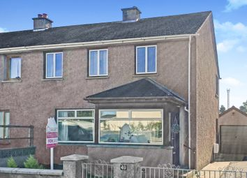 Thumbnail 3 bed semi-detached house for sale in Merryton Crescent, Nairn
