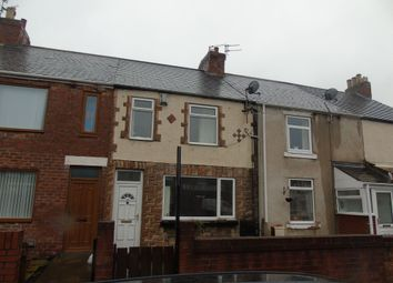 Thumbnail 2 bed terraced house to rent in Hawthorn Road, Ashington