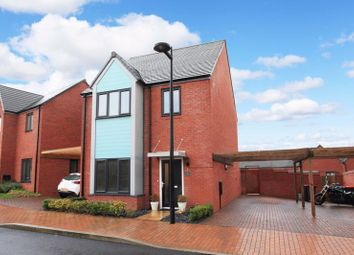 Thumbnail 3 bed detached house for sale in Gorsey Meadow, Lightmoor, Telford
