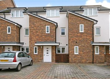 Thumbnail 3 bed terraced house to rent in Pyle Close, Addlestone