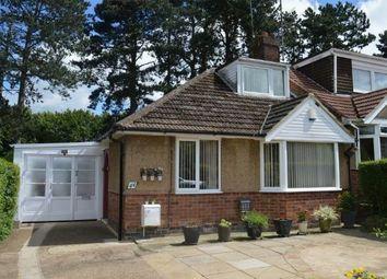 Thumbnail 3 bedroom semi-detached bungalow for sale in Charnwood Avenue, Westone, Northampton