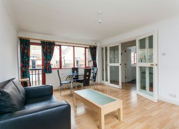 Thumbnail 4 bed flat to rent in Admiral Place, London