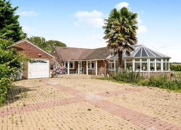 Thumbnail 4 bed bungalow for sale in Westergate Street, Woodgate, Chichester, West Sussex