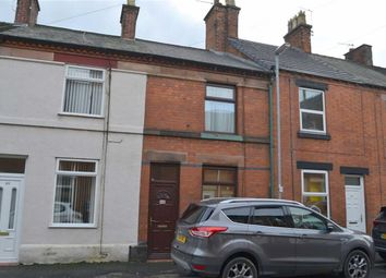 Thumbnail 2 bed terraced house to rent in Grosvenor Street, Leek