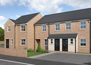Thumbnail 3 bed terraced house for sale in The Mallard, Marina View, Briars Lane, Stainforth
