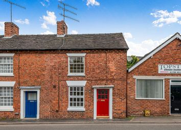 Thumbnail 2 bed semi-detached house for sale in Stone Road, Eccleshall, Stafford