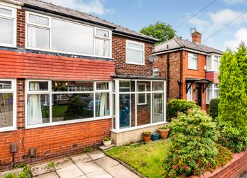 Thumbnail 3 bed semi-detached house for sale in Sheringham Drive, Swinton, Manchester