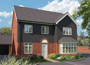 """Thumbnail 4 bed detached house for sale in """"The Maple"""" at Hadham Road, Bishop's Stortford"""
