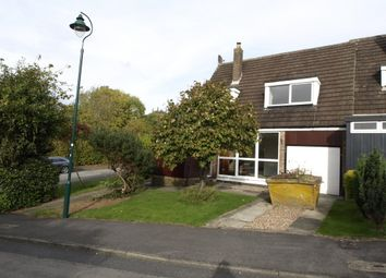 Thumbnail 3 bed semi-detached house to rent in St. Juliens Way, Cawthorne, Barnsley