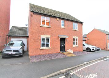 Thumbnail 4 bed detached house for sale in Timble Road, Hamilton, Leicester
