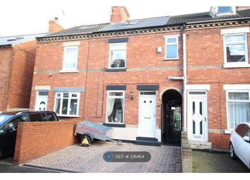 Thumbnail 3 bed terraced house to rent in Cemetery Road, Worksop