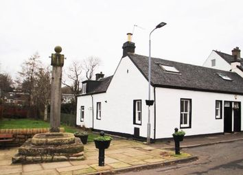 Thumbnail 4 bed terraced house for sale in South Street, Houston Village, Renfrewshire
