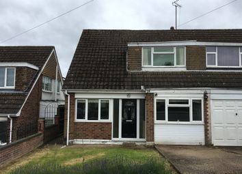 Thumbnail 3 bedroom semi-detached house for sale in Heatherdale Way, Links View, Northampton