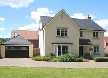 Thumbnail 4 bed detached house for sale in Mulberry Court, Hartley Wintney, Hook