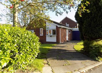Thumbnail 3 bedroom detached bungalow for sale in West Meadow, Stockport