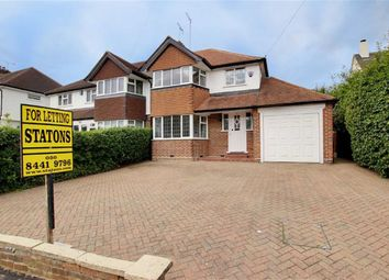 Thumbnail 3 bed semi-detached house to rent in Moffats Lane, Brookmans Avenue, Hertfordshire