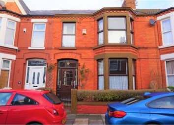 Thumbnail 4 bed terraced house for sale in Bromley Avenue, Liverpool