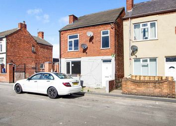 Thumbnail 3 bed detached house for sale in Barker Gate, Ilkeston