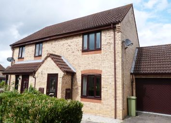 Thumbnail 3 bed semi-detached house to rent in Matilda Gardens, Shenley Church End