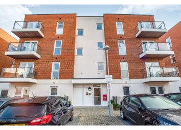 Thumbnail 1 bed flat for sale in Alcock Crescent, Dartford