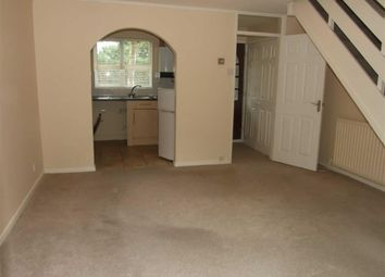 Thumbnail 2 bed end terrace house to rent in Llys Daniel Owen, Mold, Flintshire