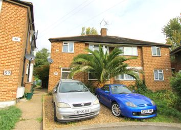 Thumbnail 2 bed flat for sale in Reynolds Close, Carshalton