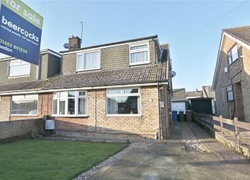 Thumbnail 4 bed bungalow for sale in Owst Road, Keyingham, Hull