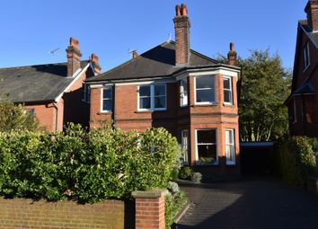 Thumbnail 5 bedroom detached house for sale in Tuddenham Road, Ipswich