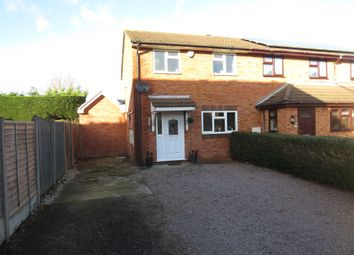 Thumbnail 4 bed semi-detached house for sale in Partridge Grove, Werrington, Peterborough
